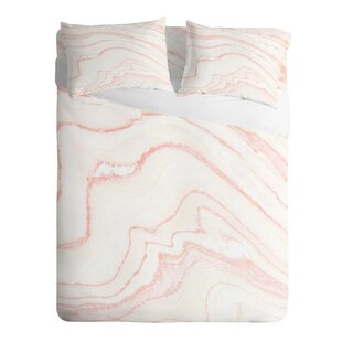 Blush Marble Pillowcase (Set of 2)