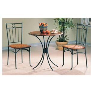 3 Piece Pub Table Set Loon Peak