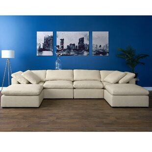 Lautrec Modular Sectional with Ottoman