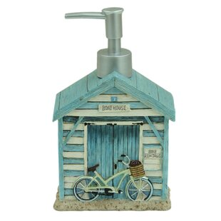 Beach Cruiser Soap Dispenser