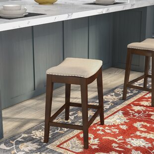 Wiegand 24 Bar Stool by Charlton Home
