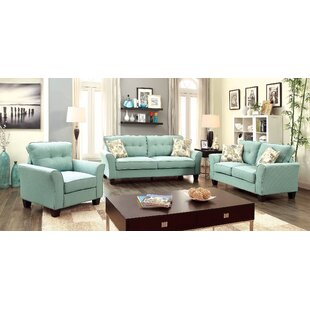 Red Barrel Studio Luman Configurable Living Room Set