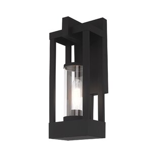 Bremond Outdoor Wall Lantern
