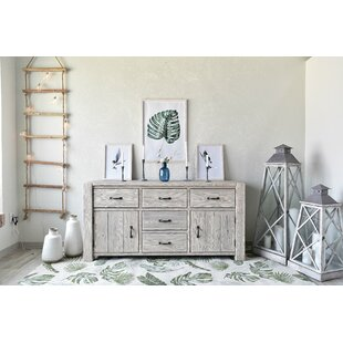 White Springs 5 Drawer Combi Chest By Beachcrest Home