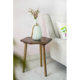 Crook End Table by Union Rustic 2019 Coupon