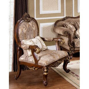 Astoria Grand Fontainbleau Traditional Living Room Armchair