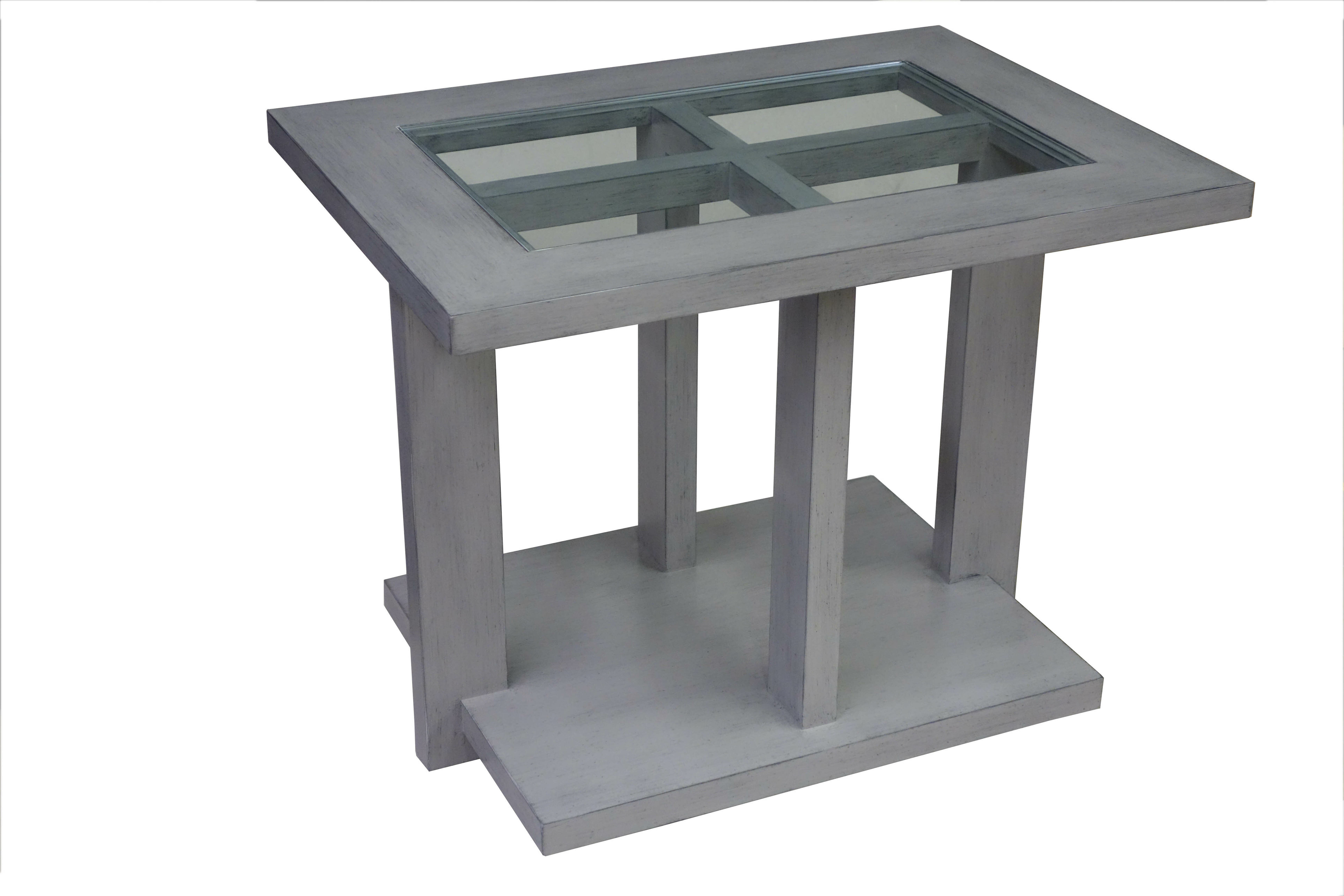 omni end table