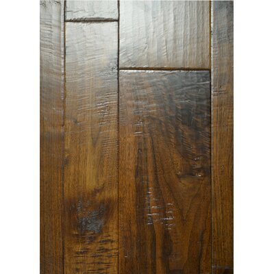 Hudson Bay Random Width Engineered Walnut Hardwood Flooring in Manitoba Albero Valley