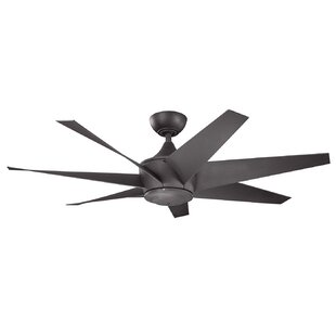 Compare prices 54 Lehr II 7 Blade Ceiling Fan By Kichler