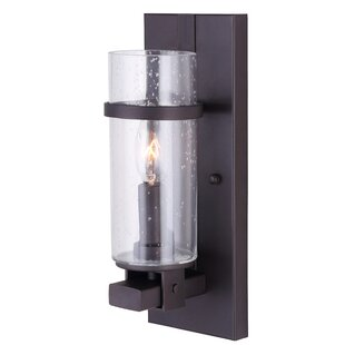 Mccary 1-Light Bath Sconce by Gracie Oaks