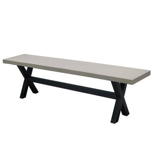 Cousar Light Weight Dining Bench by Williston Forge