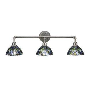 Winston Porter Ballymena Vintage 3-Light Vanity Light