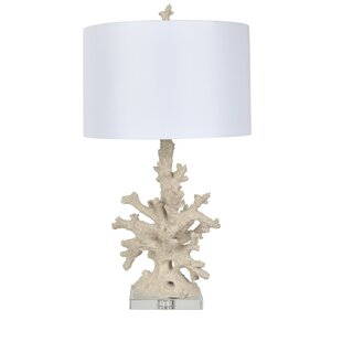 Petty Coral 29.5 Table Lamp
