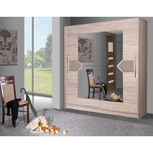 Altnahinch 2 Door Sliding Wardrobe By ClassicLiving