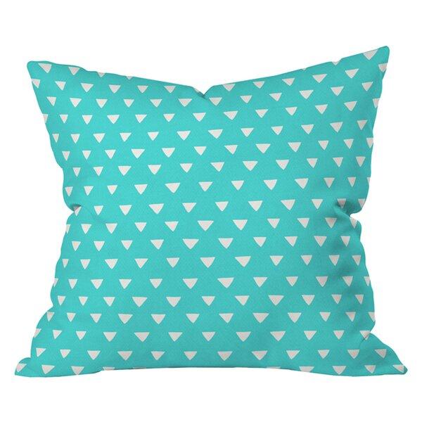 Deny Designs Bianca Geometric Confetti Throw Pillow Wayfair