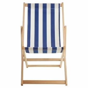 Remarkable Beachcrest Home Stowe Reclining Deck Chair Wayfair Co Uk Dailytribune Chair Design For Home Dailytribuneorg