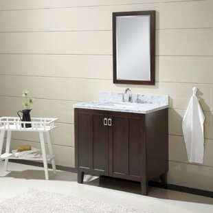 Larabee 36 inch  Single Sink Bathroom Vanity Set