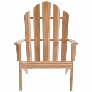Croyle Adirondack Chair By Beachcrest Home