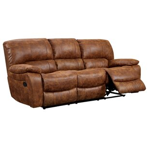Shop Bethune Reclining Sofa by Hokku Designs