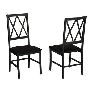 Brittaney Upholstered Dining Chair (Set o..