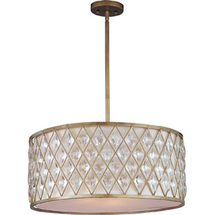 Willa Arlo Interiors Destine 4-Light Pendant
