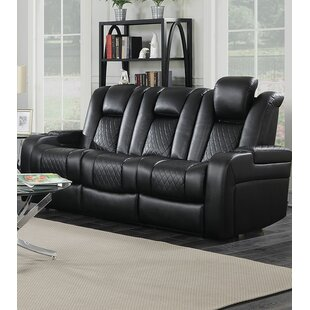 Leonaldo Padded Reclining Sofa