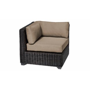 Mejia Patio Chair with Cushions