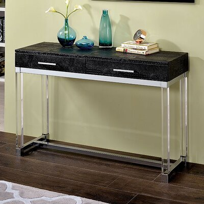 Fugate Console Table Everly Quinn
