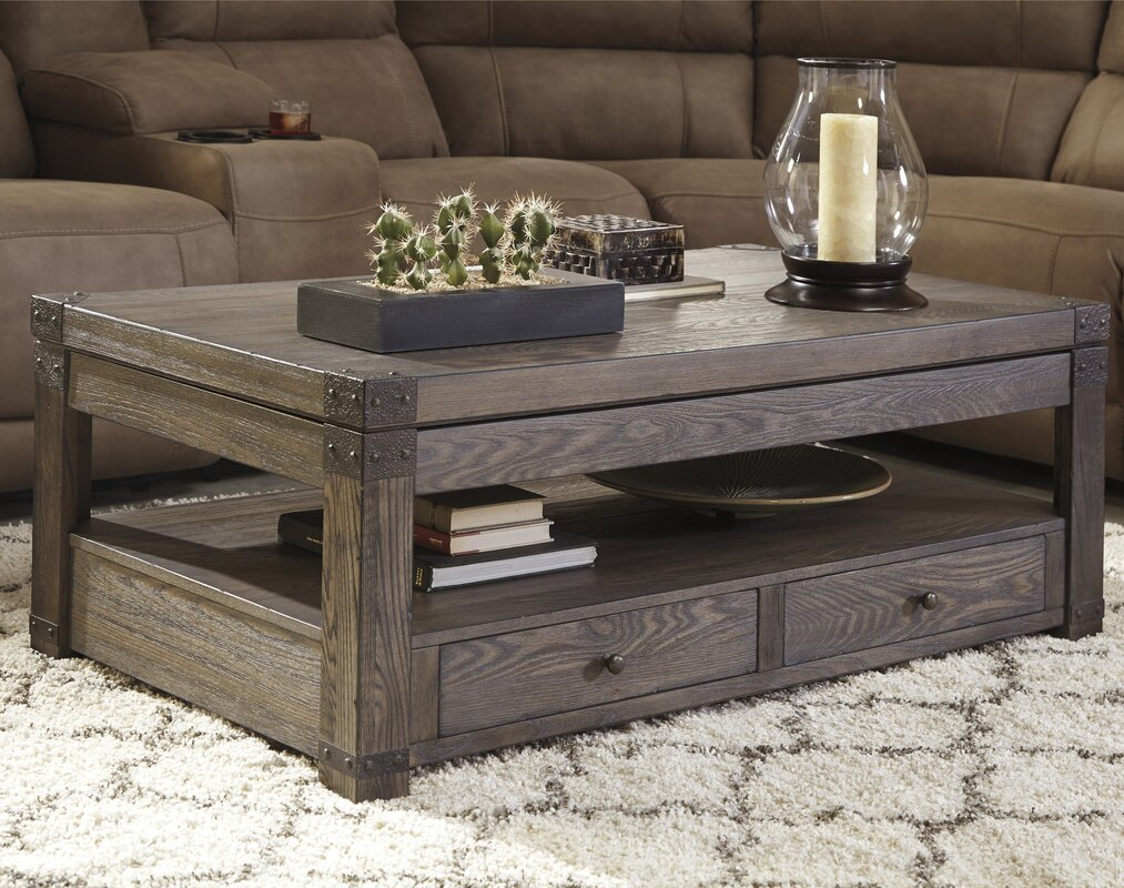 Bryan Coffee Table With Lift Top