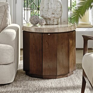 Laurel Canyon End Table with Storage by Lexington