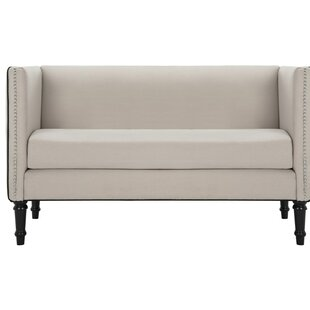 Sheridan Jermaine Loveseat by Mercer41 2019 Sale