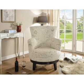 Aldridge Swivel Armchair by Lark Manor SKU:EB523461 Purchase