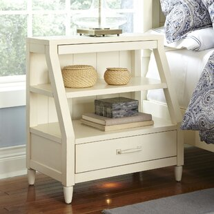 Price comparison Reeves Open-Shelf 1 Drawer Nightstand by Birch Lane™ Heritage