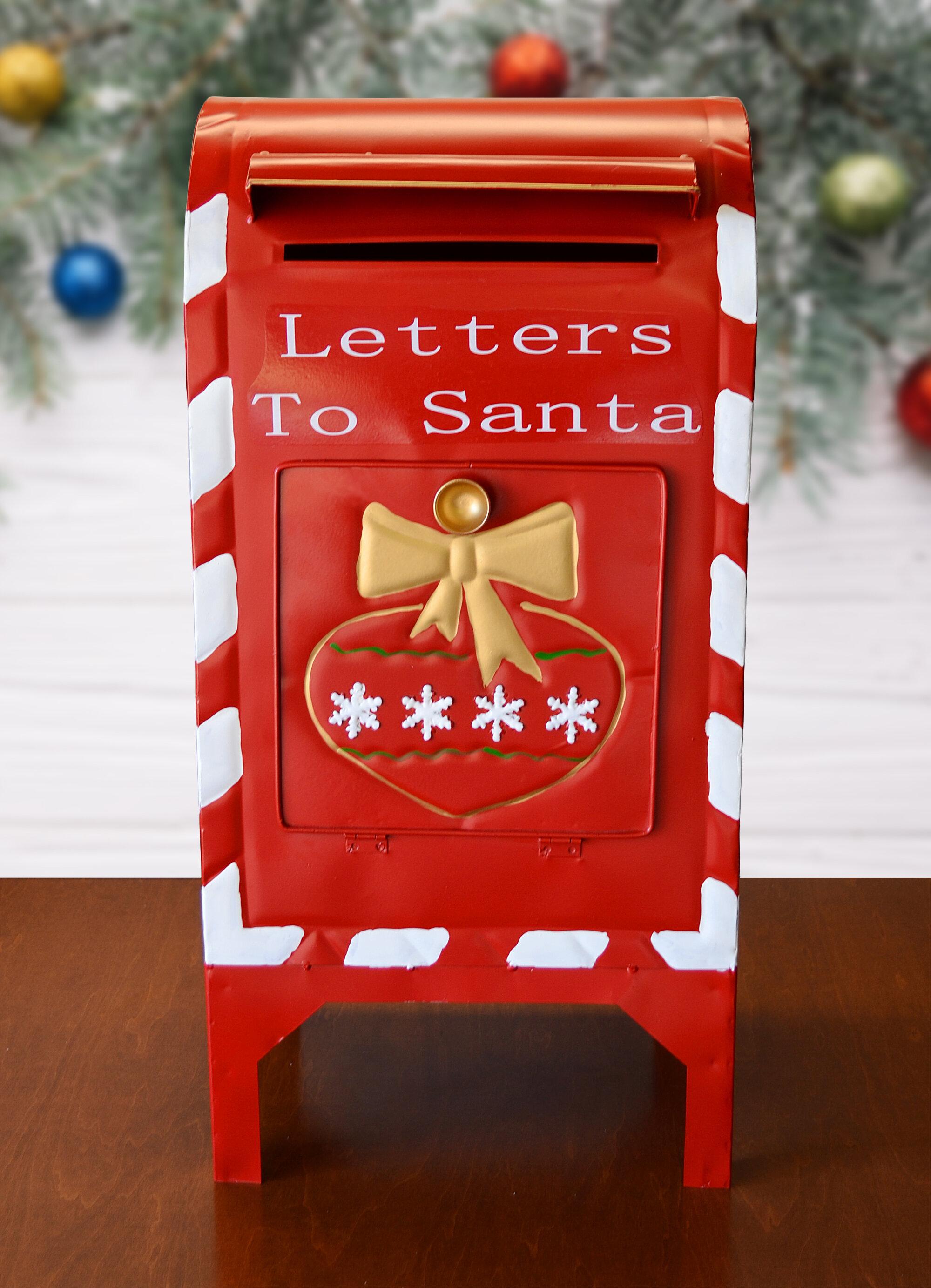 Mailbox To Santa | Wayfair
