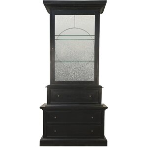 Trellis China Cabinet by Noir