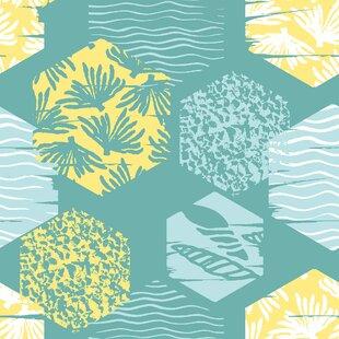 Mint Green Removable Wallpaper Wayfair