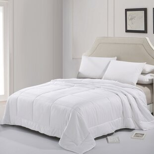 Silk Blend Down Comforter