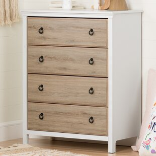 Catimini 4 Drawer Chest by South Shore