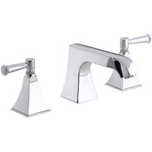 Kohler Memoirs Widespread Bathroom Faucet