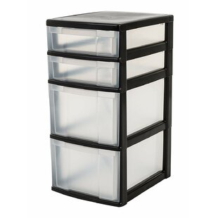 4 Drawer Filing Cabinet By IRIS