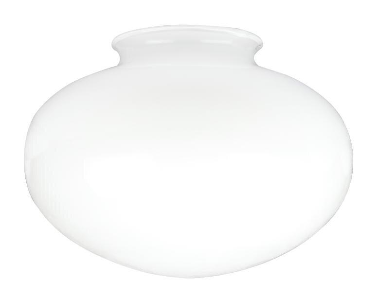 17 4cm Glass Bowl Lamp Shade
