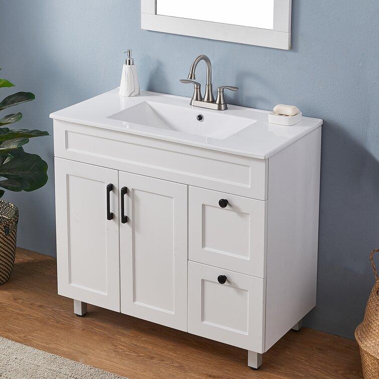 Red Barrel Studio Areej 36 Single Bathroom Vanity Set Wayfair