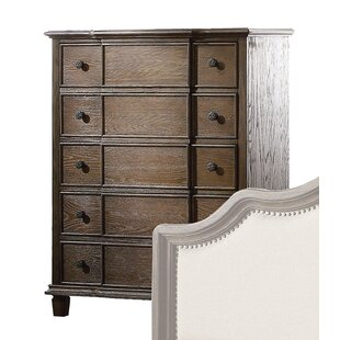 Plains 5 Drawer Standard Chest