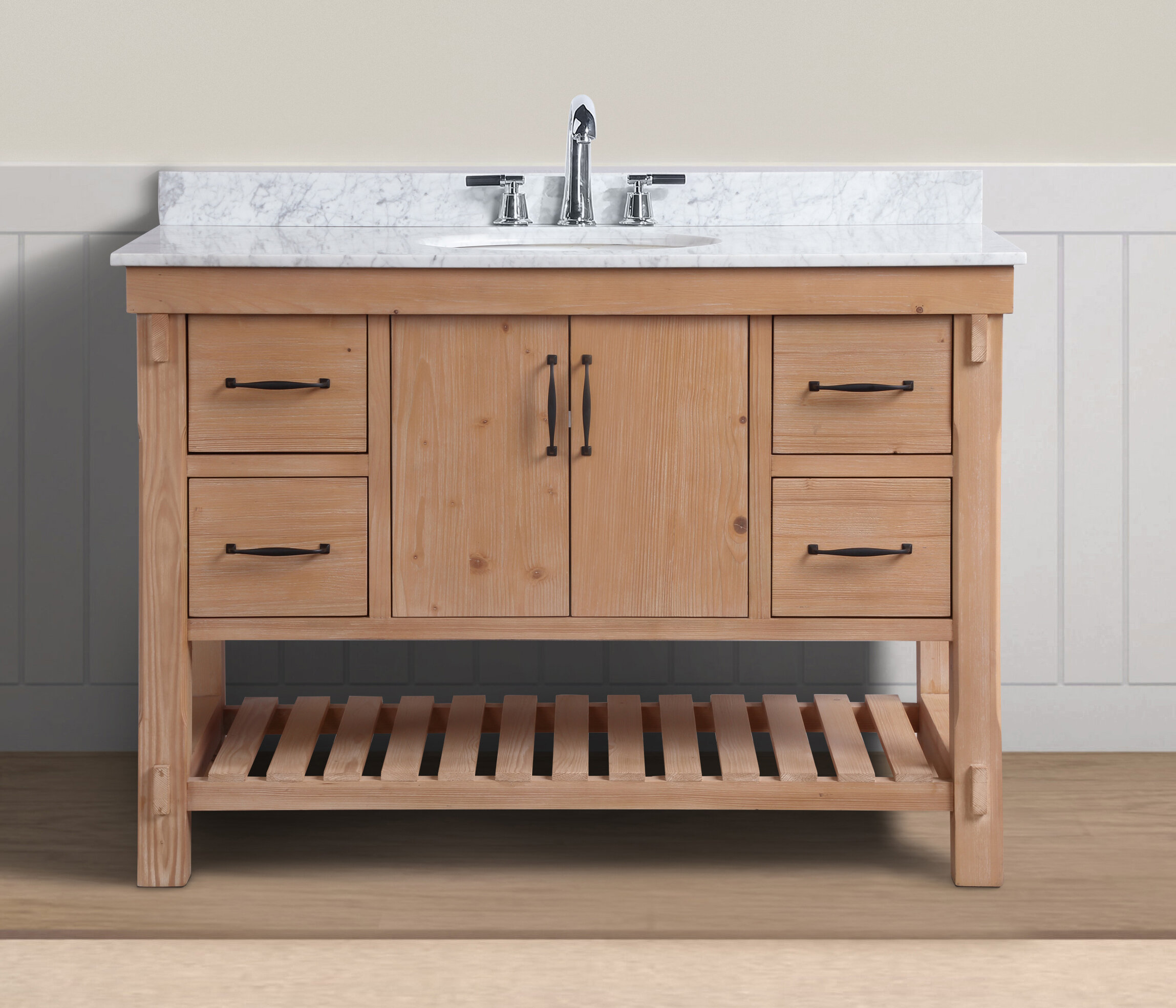 Light Wood Bathroom Vanities You Ll Love In 2021 Wayfair