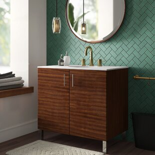 Elbridge 36 inch  Single Bathroom Vanity Set
