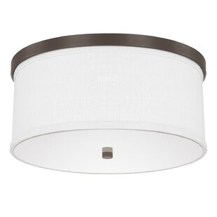 Michaella Flush Mount by W..