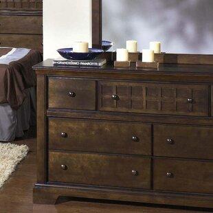 Progressive Furniture Inc. Casual Traditions 7 Drawer Dresser