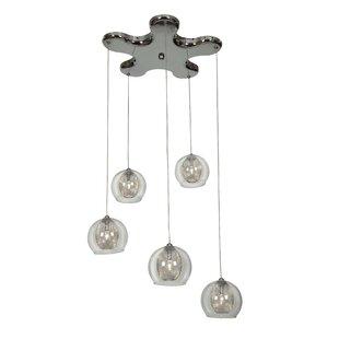 Blais 5-Light Pendant by Trent Austin Design