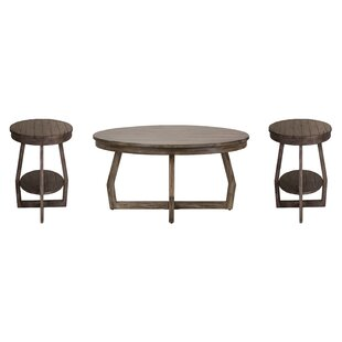 Deals 3 Piece Coffee Table Set By Gracie Oaks