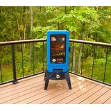 Vertical Electric Portable 686 Square Inches Smoker